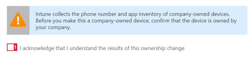 Intune: Corporate vs Personal Device Management – Jun Wong